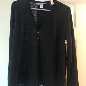 Black long sleeve, super light weight,